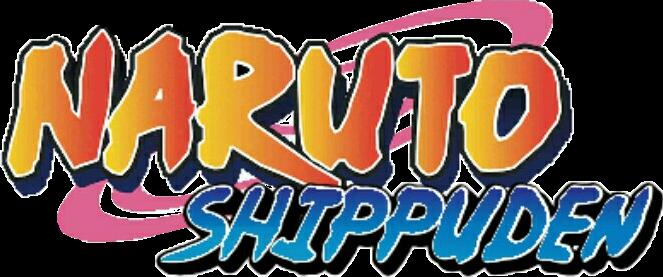 narutoshippuden naruto logo.