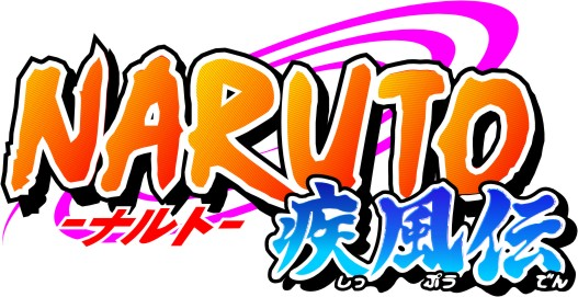 Naruto shippuden Logos.
