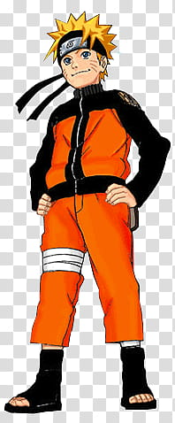 Render Naruto, Uzumaki Naruto transparent background PNG.