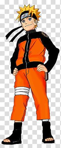 Render Naruto, Uzumaki Naruto transparent background PNG.