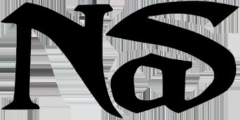 Free Nas Logo PSD Vector Graphic.