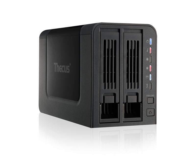 Thecus N2310 SOHO NAS Server Review: Budget Storage with.