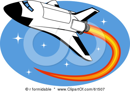 Shuttle clipart - Clipground
