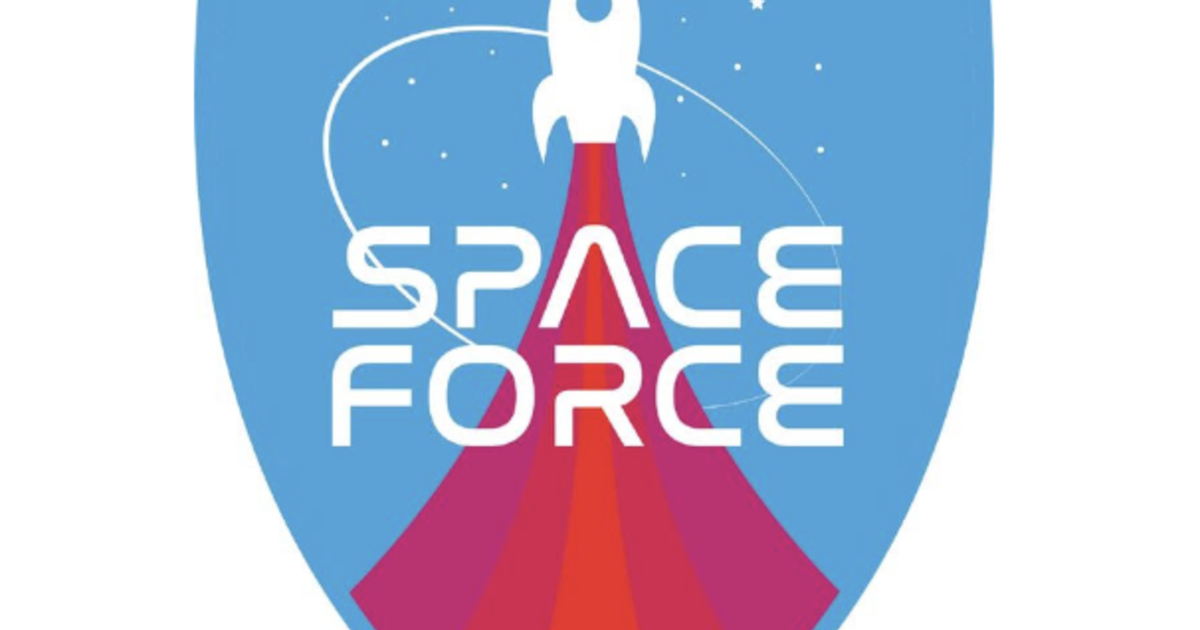 Professional designers explain why the Space Force logos are.