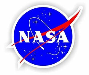 Details about Round NASA Seal (meatball logo) Sticker USA Space Cosmos  (insignia decal) 3\