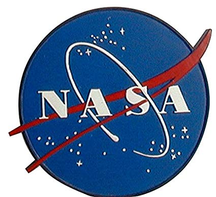 CityDreamShop\'s NASA Space Station Meatball Logo Poly Magnet.