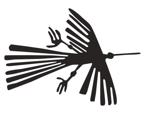 """This is my free bird, the condor (search """"Nazca Lines, Peru."""