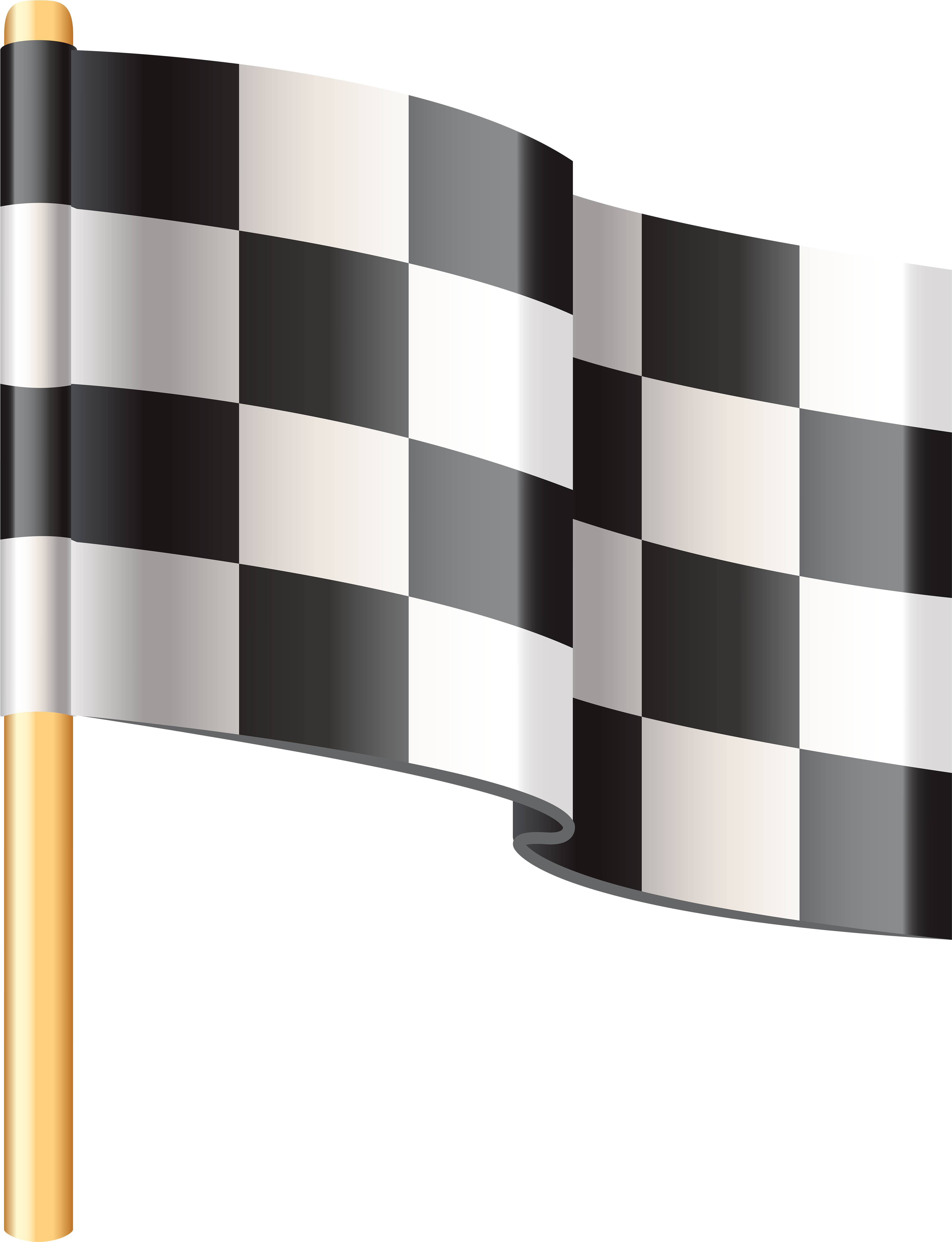 Finish Clipart Flag Nascar.