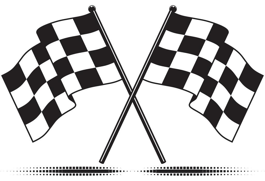 Nascar Clipart Printable Flag Checkered.