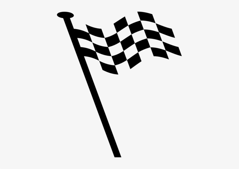 Nascar Clipart Checkered Flag.