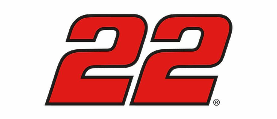 22 #nascar #number #joeylogano #red #teampenske #penske.