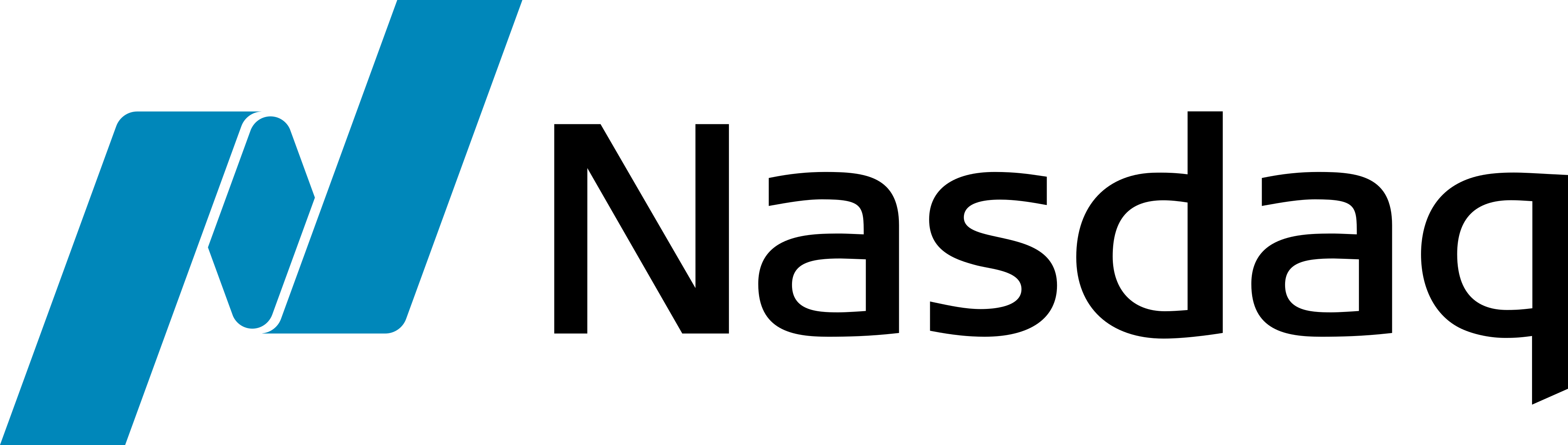 Nasdaq Logo.