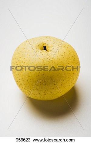 Stock Photo of Nashi pear 956623.