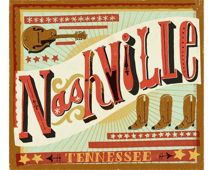 Nashville Clipart.