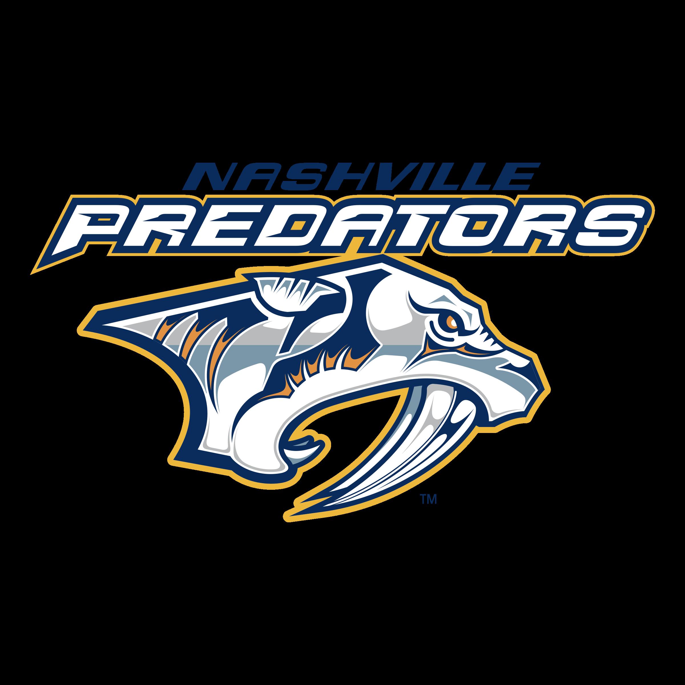 Nashville Predators Logo PNG Transparent & SVG Vector.