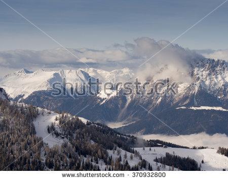 Nassfeld View Resort Ski Stock Photos, Images, & Pictures.