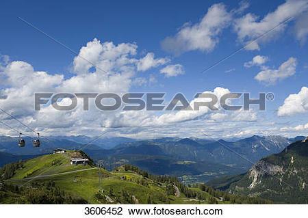 Stock Photo of Nassfeld, Carnic Alps 3606452.