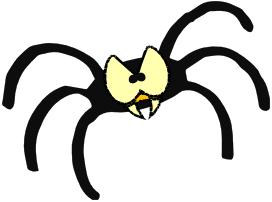 Spiders Clip Art Download.