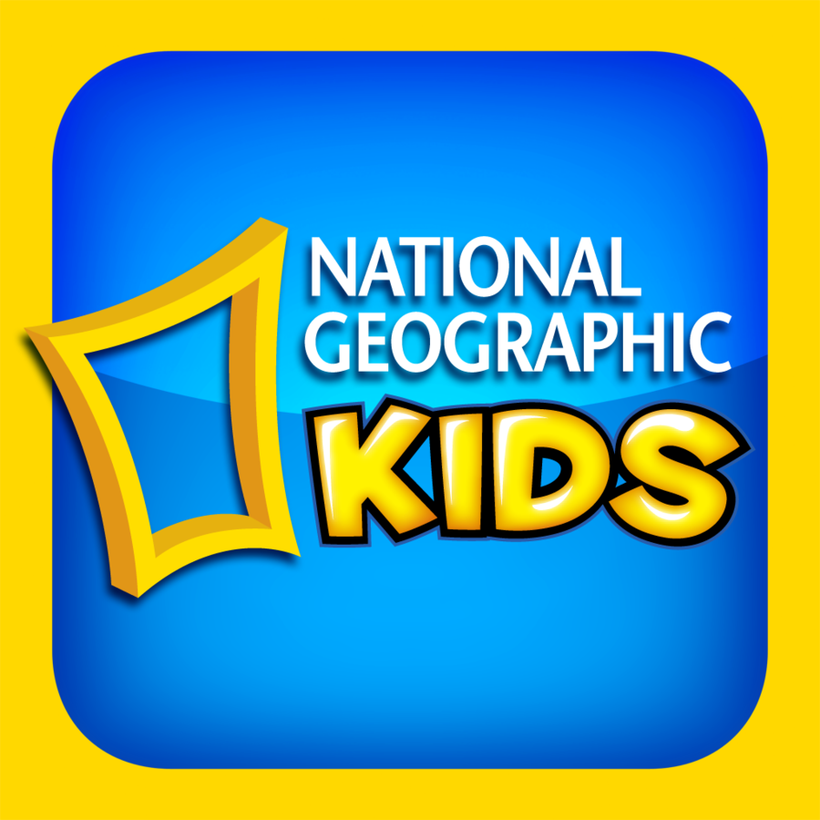 National Geographic Logo clipart.