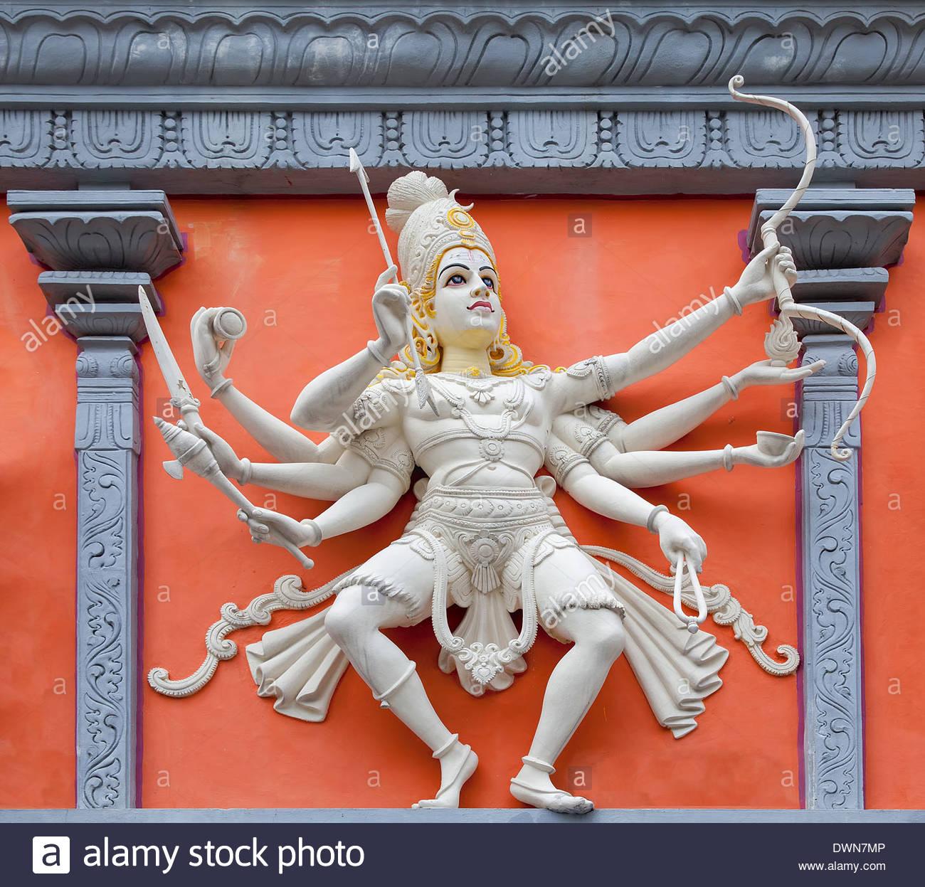 Symbols Hindu Lord Shiva Stock Photos & Symbols Hindu Lord Shiva.
