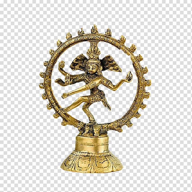 Shiva Nataraja Dance Hinduism Statue, SHIVA transparent.