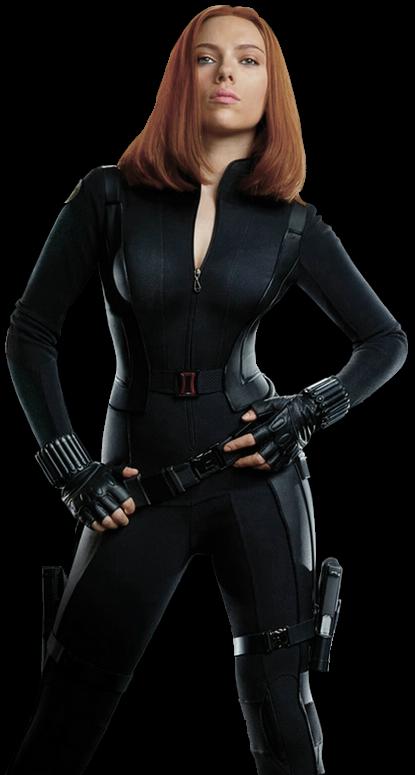 Natasha Romanoff.