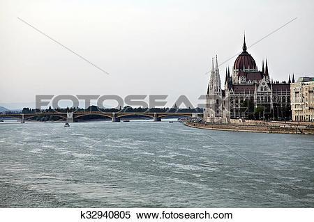 Stock Image of Hungarian Parliament k32940805.