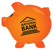 The National Bank Clip Art.
