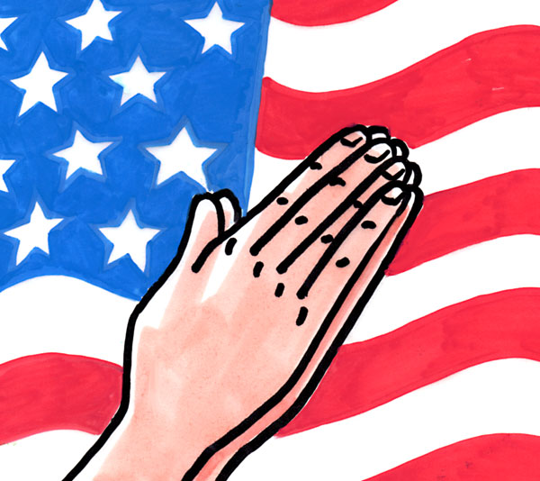 12 National Day of Prayer Quotes by American Presidents.