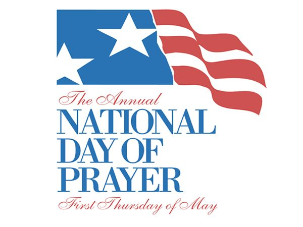 National Day Of Prayer 2016 Free Clipart.
