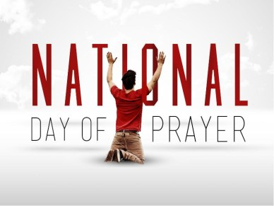 National Day Of Prayer 2016 Clipart.