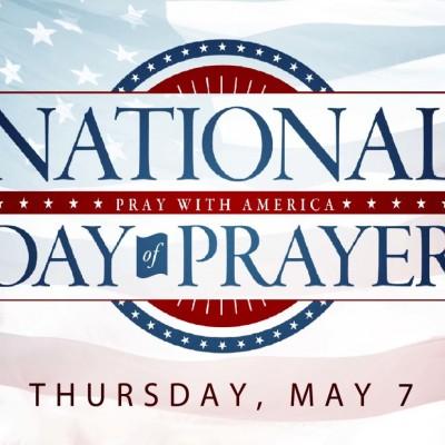 National Day of Prayer Clip Art.