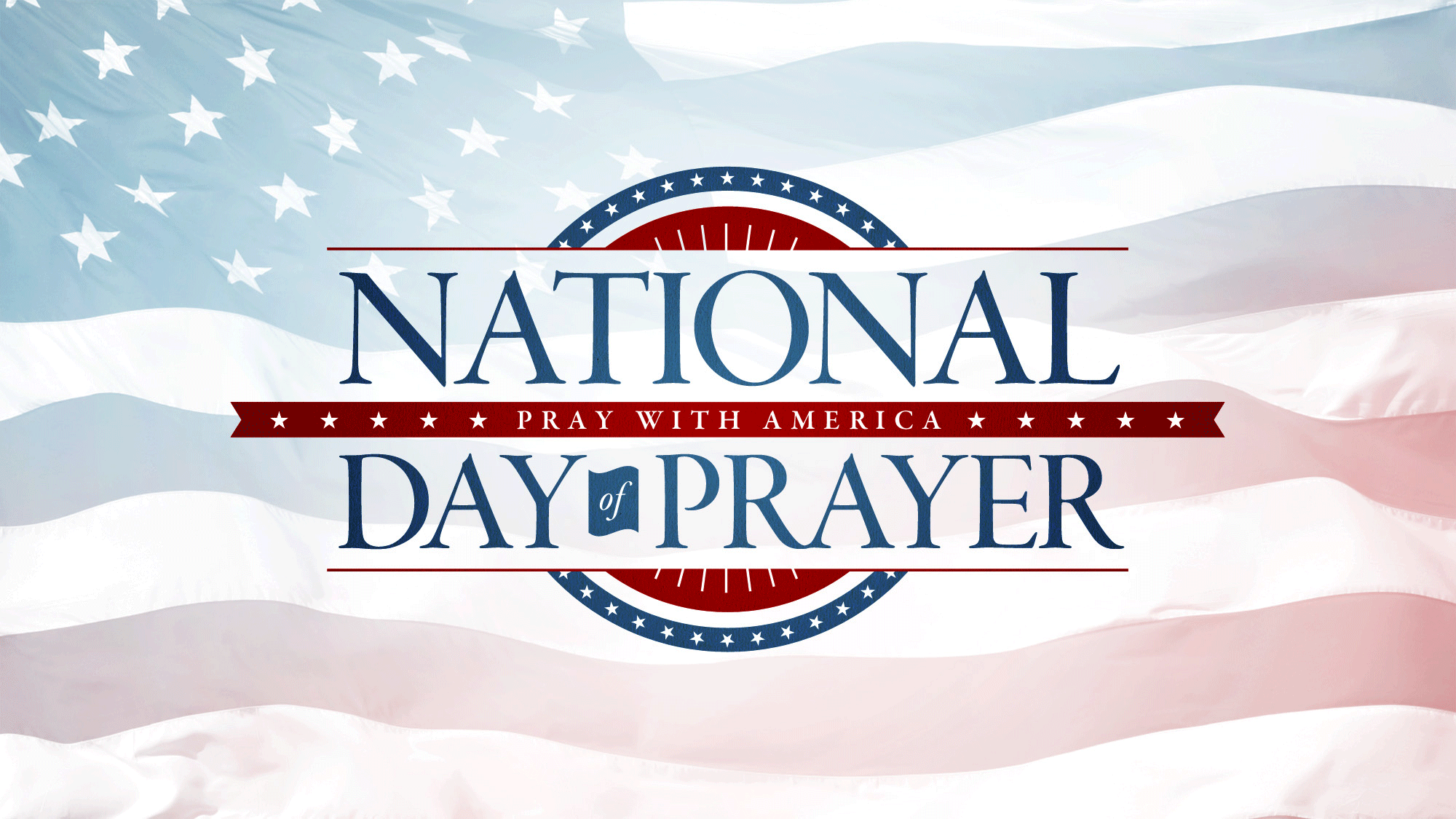 National Day of Prayer Interactive Prayer Experience.