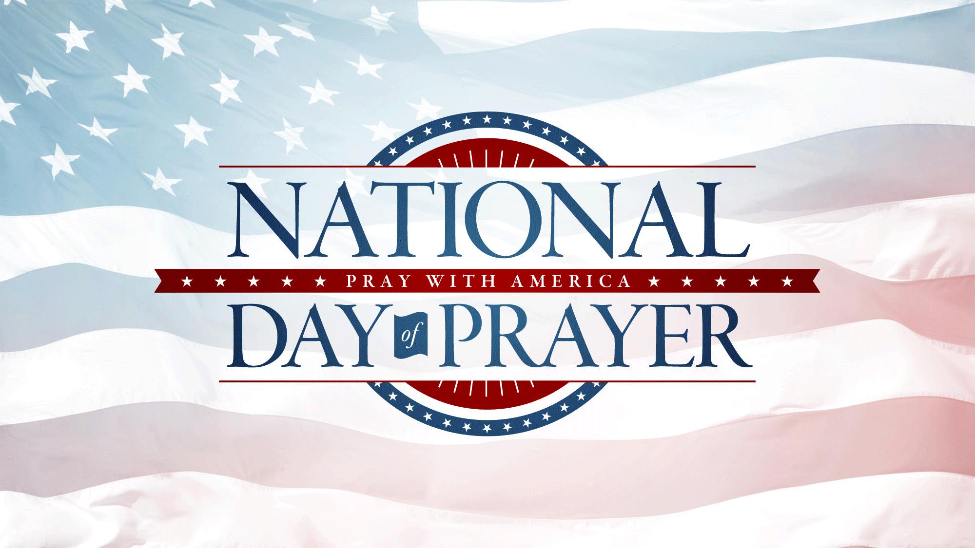 National Day of Prayer Interactive Prayer Experience.