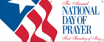 County to join in National Day of Prayer observance.
