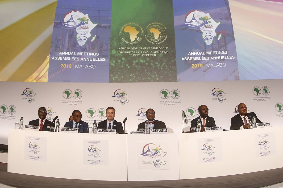 Welcome to African Development Bank.