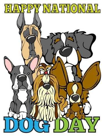 National dog day clipart 2 » Clipart Portal.