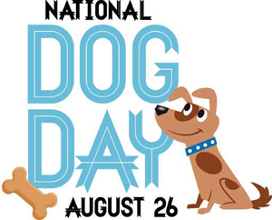 Moments of Introspection: Happy National Dog Day.