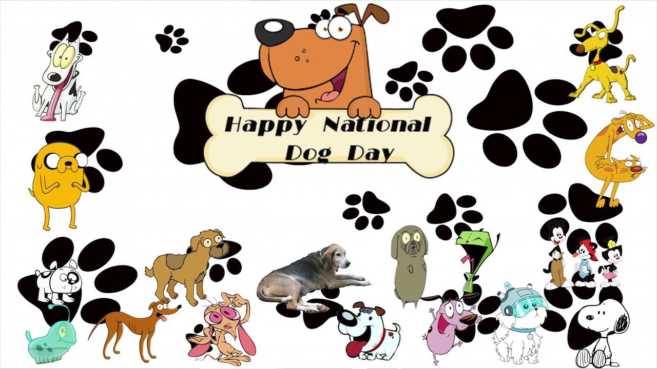 Happy National Dog Day.