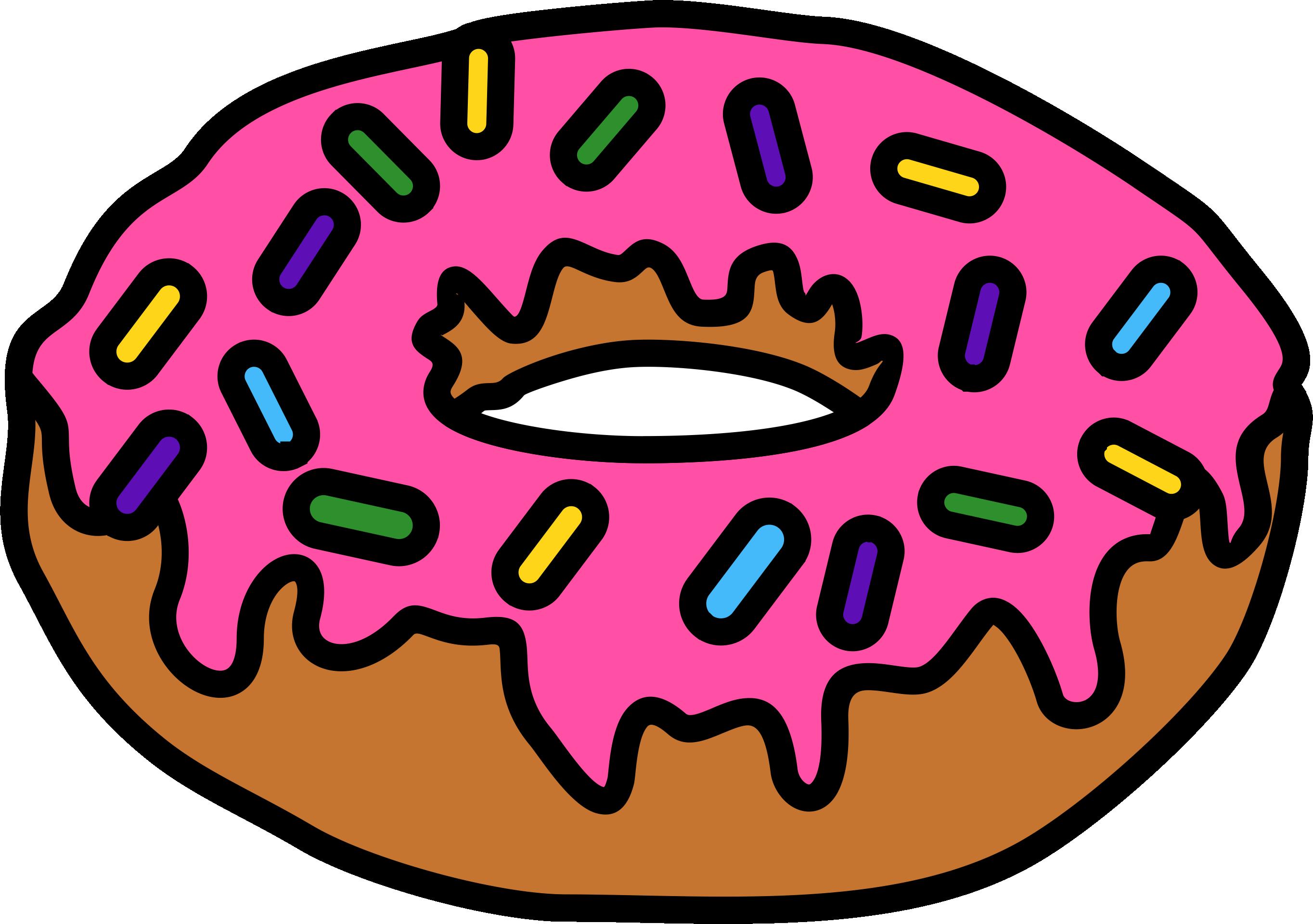 Donuts Doughnut Lounge National Doughnut Day Cafe Clip art.