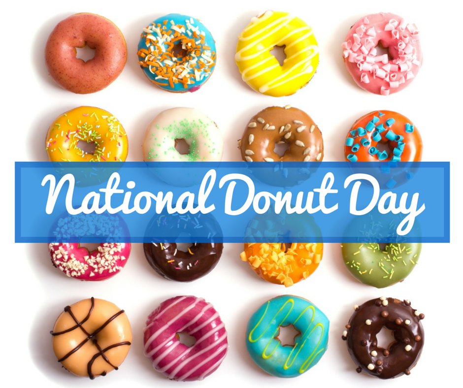 40+ National Donut Day 2019 Wish Pictures.