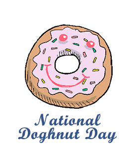 National Donut Day.