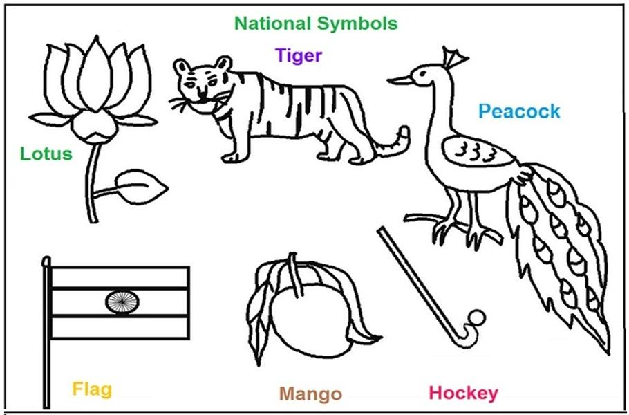 Indian national emblem clipart.