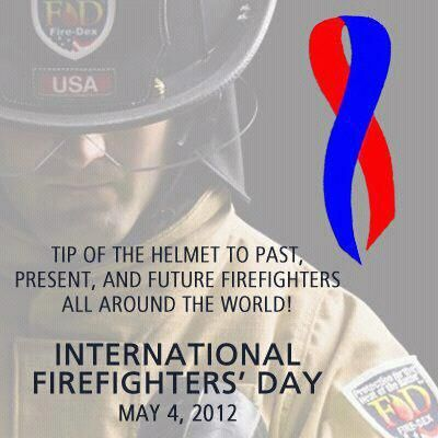 17 Best images about International FireFighters' Day (IFFD).