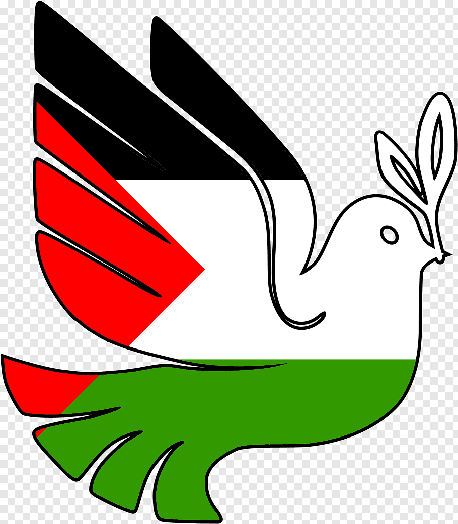Flag, Palestinian National Authority, Palestine, Flag Of.