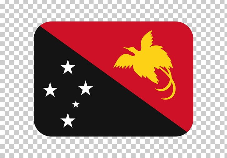 Flag Of Papua New Guinea National Flag PNG, Clipart, Emoji.