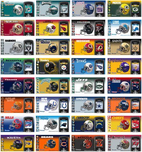 Nfl football logos clip art.
