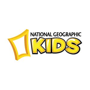 NATIONAL GEOGRAPHIC KIDS logo.