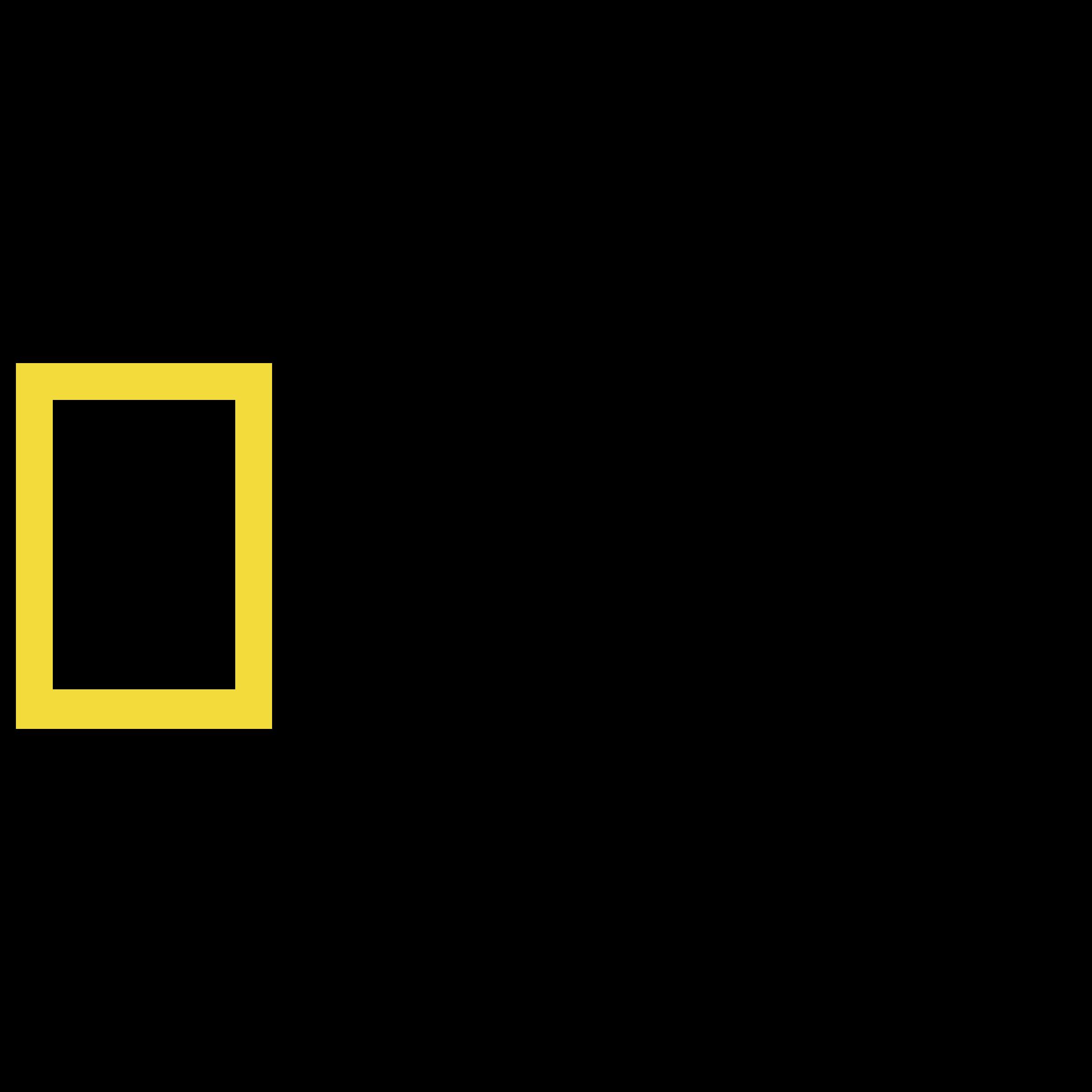 National Geographic Channel Logo PNG Transparent & SVG.