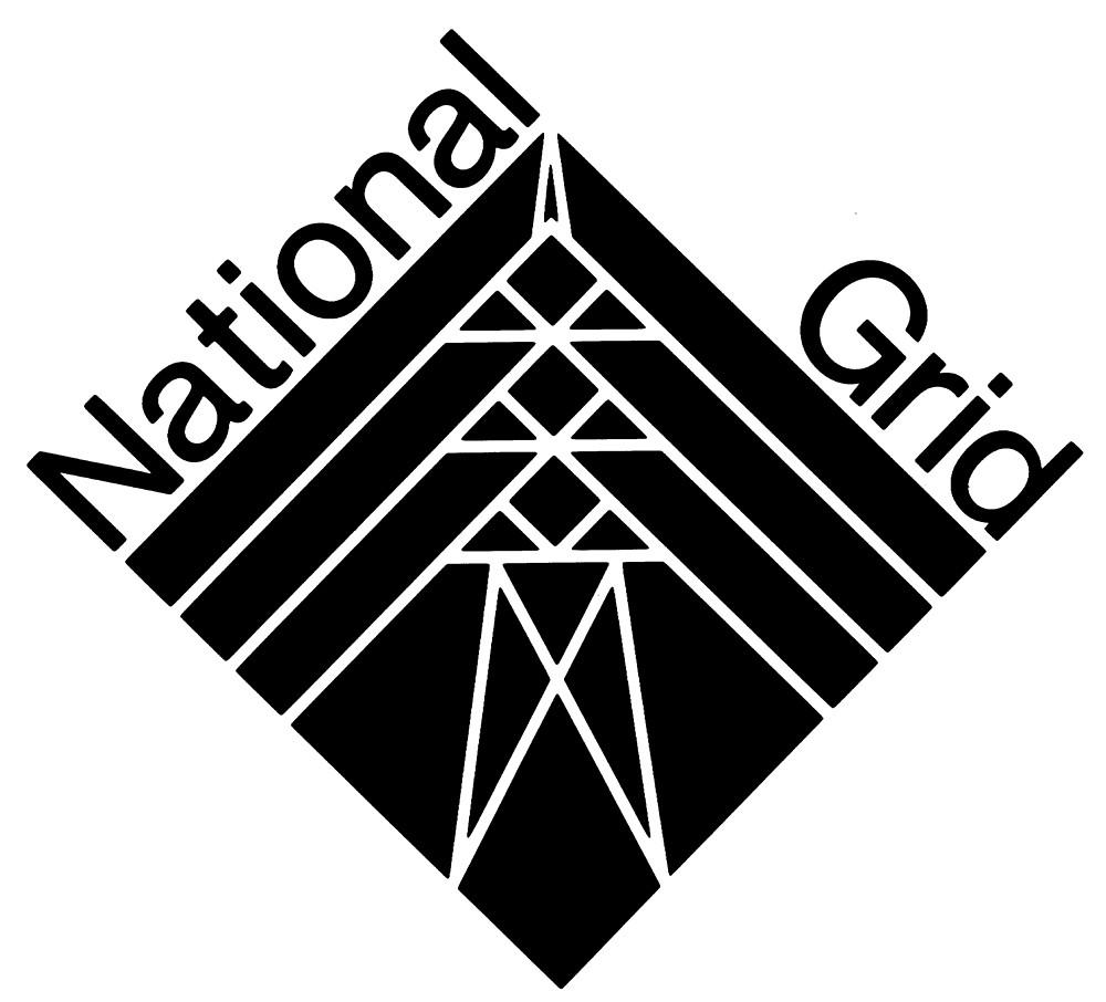 National Grid logo.